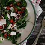 Medelhavsdieten: En dags mat
